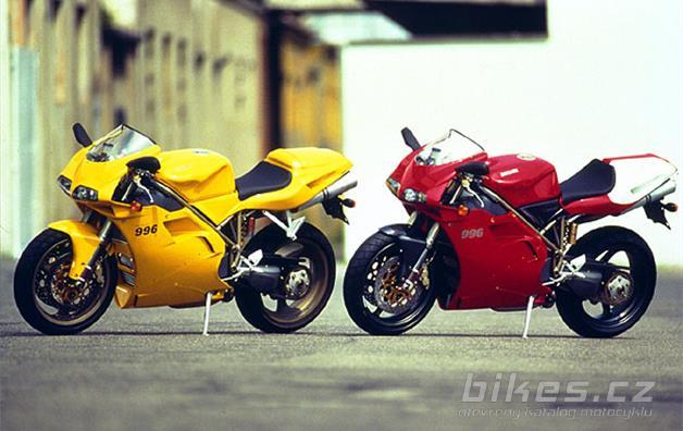 Ducati 996 Bip/SPS