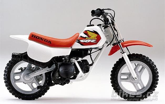 Honda QR 50 R