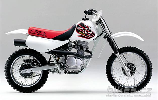 Honda XR 80 R