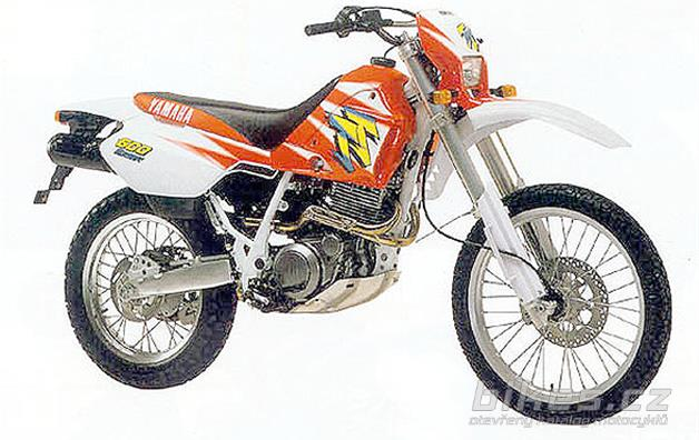 Yamaha TT 600 S/E