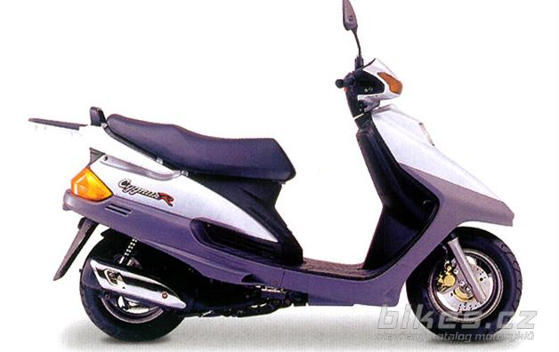 Yamaha XC 125 TR