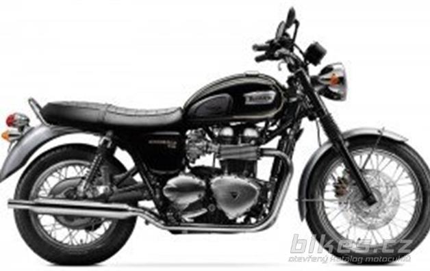 Triumph Boneville T 100 Special Edition
