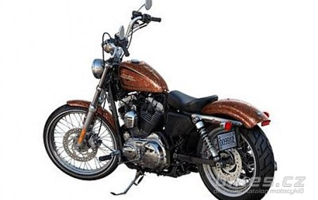 Harley-Davidson Sportster XL 1200 V Seventy-Two