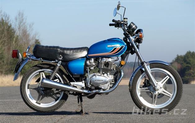 Honda CB 250 T