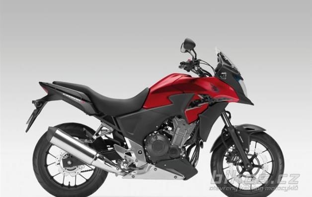 Honda CB500X ABS