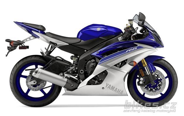 Yamaha YZF - R6