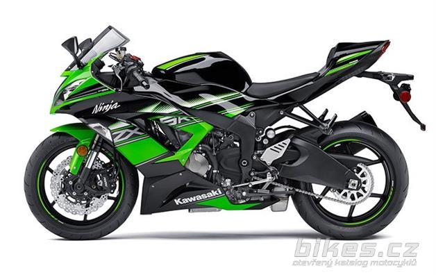 Kawasaki Ninja ZX-6R ABS KRT