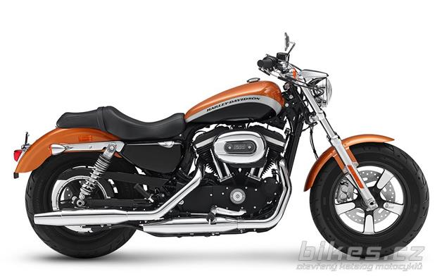 Harley-Davidson 1200 Custom Limited Edition A