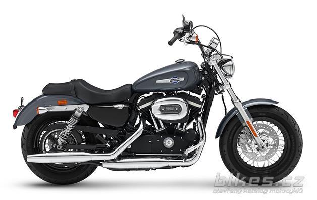 Harley-Davidson 1200 Custom Limited Edition B