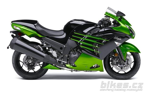 Kawasaki Ninja ZX -14R ABS