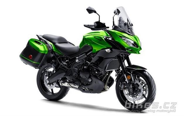 Kawasaki Versys 1000 Tourer Plus