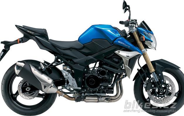 Suzuki GSR750 ABS
