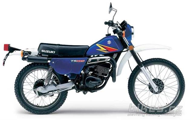 Suzuki TS 185 ER