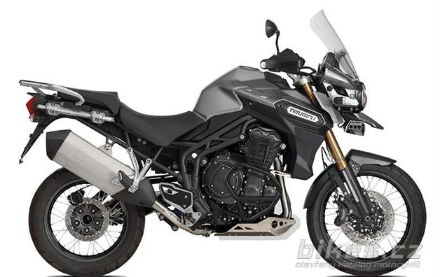 Triumph Tiger Explorer XC ABS