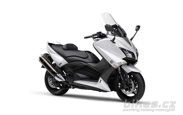 Yamaha TMAX Special Version
