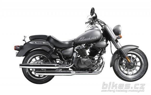 Keeway Blackster 250