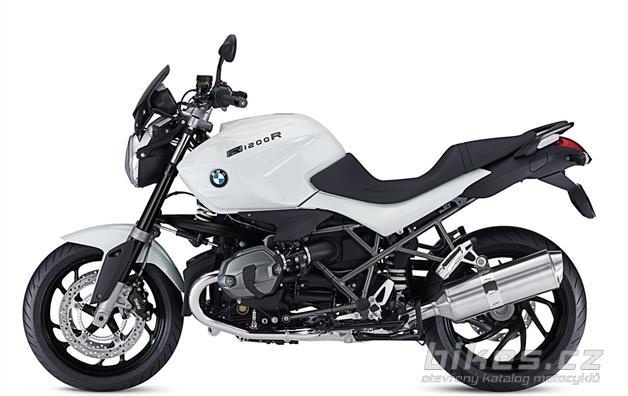 BMW R 1200 R DarkWhite Special Model