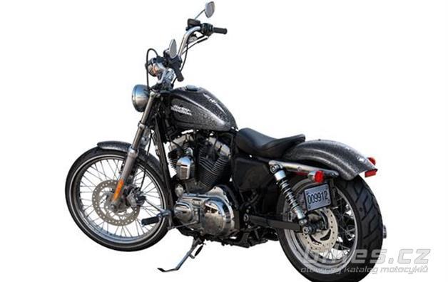 Harley-Davidson Sportster Seventy-Two Dark Custom