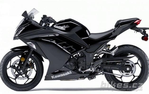 Kawasaki ER-4n ABS