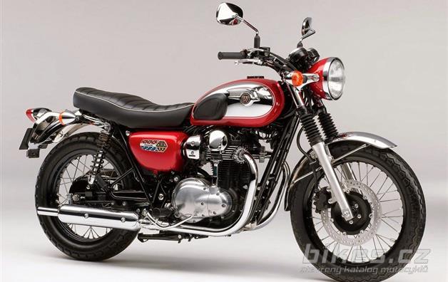 Kawasaki W800 Chrome Edition