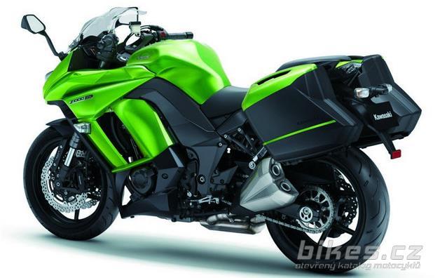 Kawasaki Z 1000 SX Tourer