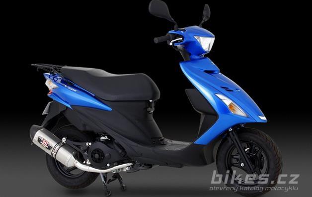 Suzuki Address V125S