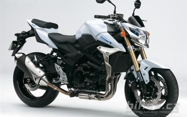 Suzuki GSR 400 ABS