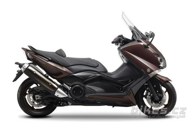 Yamaha TMAX Bronze Max