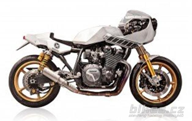 Yamaha XJR1300 Eau Rouge by Deus