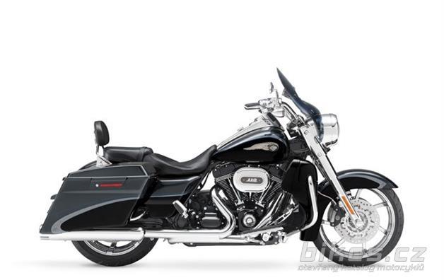 Harley-Davidson CVO Road King 110th Anniversary