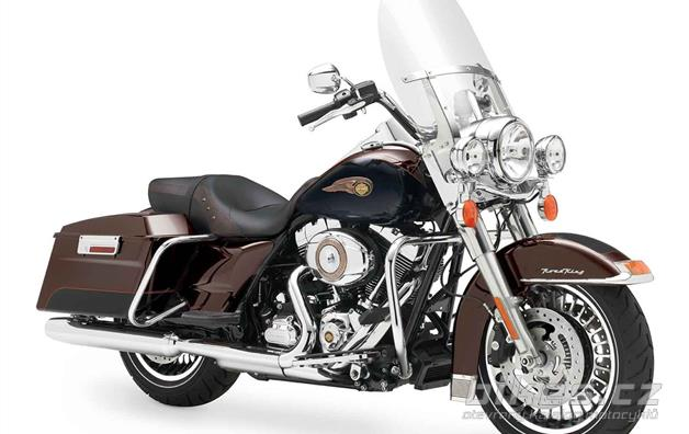 Harley-Davidson Road King 110th Anniversary