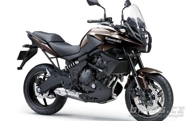 Kawasaki Versys 650L ABS