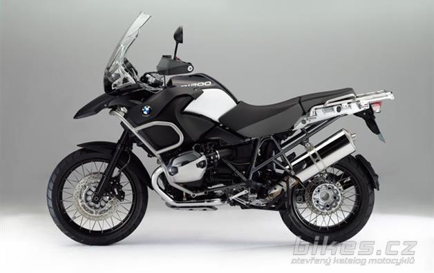 BMW R 1200 GS Adventure Triple Black