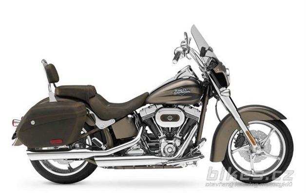 Harley-Davidson FLSTSE3 CVO Softail Convertible