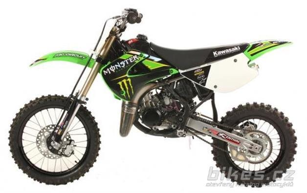 Kawasaki KX 85-I Monster Energy
