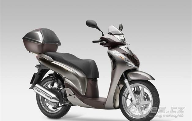 Honda SH125i Special