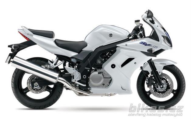 Suzuki SV650SF ABS