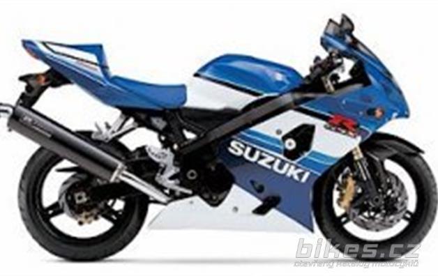 Suzuki GSX-R 600 20th Anniversary