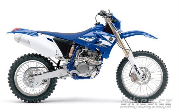 Yamaha WF 250 F