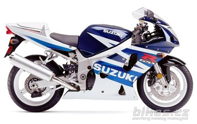 Suzuki GSX-R600 (K1, K2, K3)