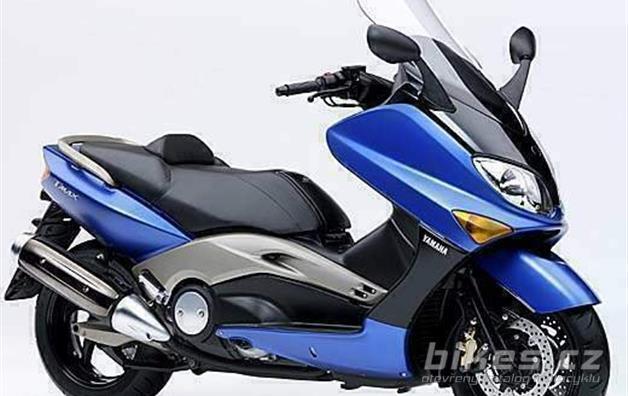 Yamaha XP500 T-Max