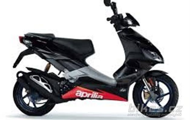 Aprilia SR 50 DiTech Factory R
