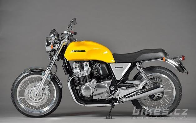 Honda CB1100 Concept