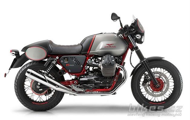 Moto Guzzi V7 II Racer ABS