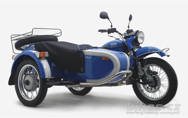 Ural Patrol 750