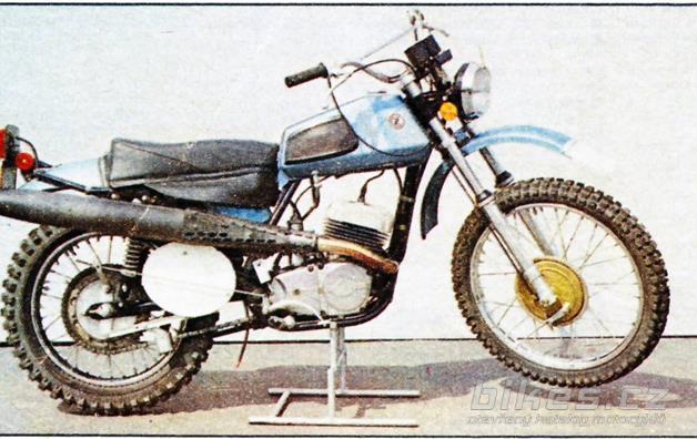 ČZ typ 988,01 Trial
