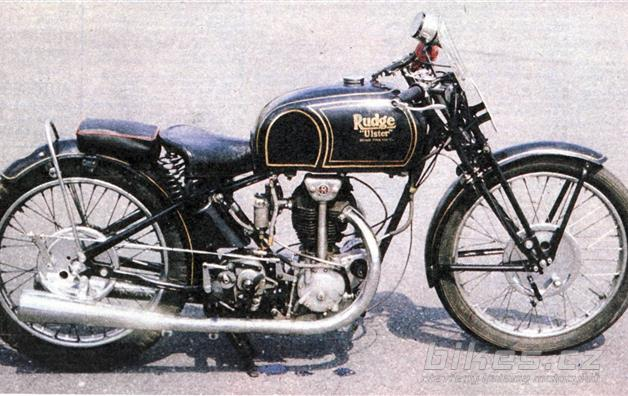"Rudge ""Ulster"" 500 Grand Prix"