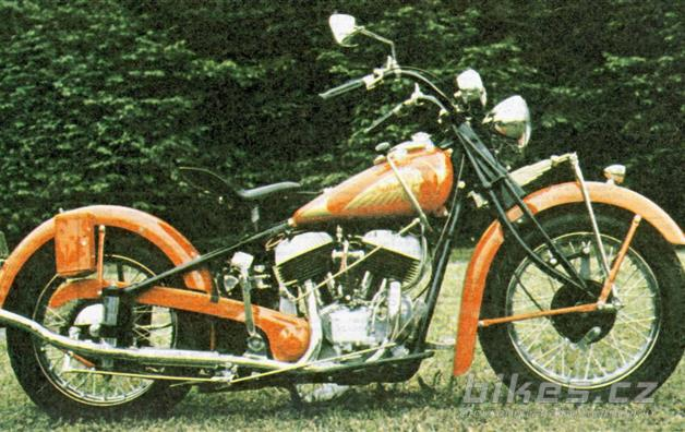 """Indian Chief 74"""""""
