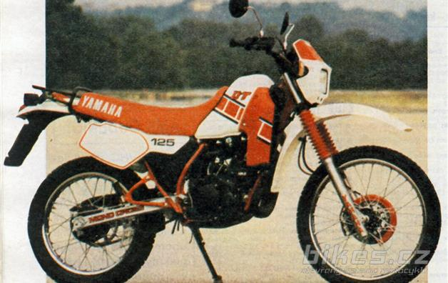 Yamaha DT 125 LC