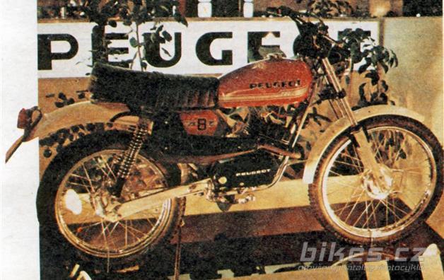 Peugeot SX 8T